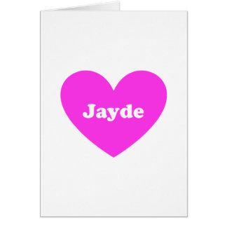 Jayde Karte