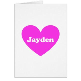 Jayden Karte