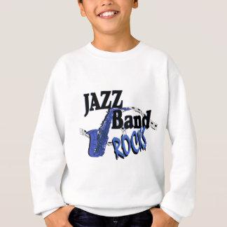 Jazz-Band-Felsen Sweatshirt