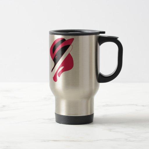 Jazz-Hipster Kaffeetasse