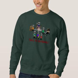 Jazz ist universell! sweatshirt