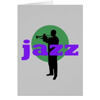Jazz Karte