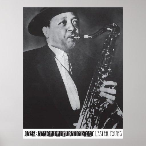 Jazz-Legende Plakate