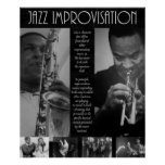 Jazz-Legende Poster