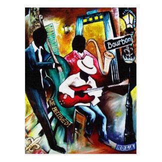 Jazz purse.jpg postkarte