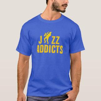 Jazz-Süchtige T-Shirt