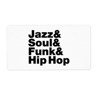 Jazz u. Soul u. Funk u. angesagtes Hopfen