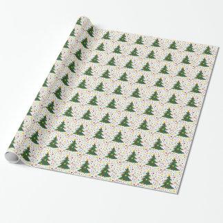Jazz-Weihnachten Geschenkpapier
