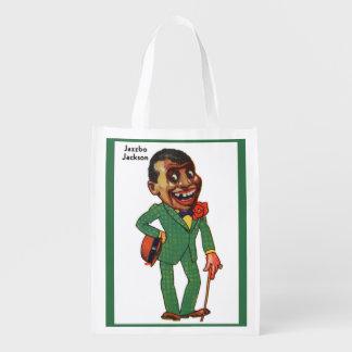 Jazzbo Jackson Wiederverwendbare Einkaufstasche