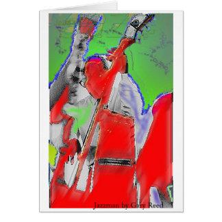 Jazzman Karte