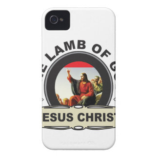 jc das Lamm des Gottes iPhone 4 Hülle