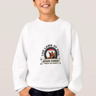 jc das Lamm des Gottes Sweatshirt