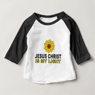 jc ist mein Licht Baby T-shirt