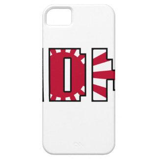 JDM - Japanische Sonne iPhone 5 Case