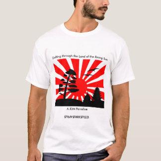 JDM Paradies - Spray-Funken-Geschwindigkeit T-Shirt