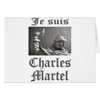 Je Suis Charles Martel (Bild) Karte