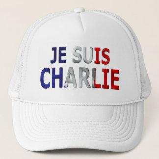 Je Suis Charlie Truckerkappe