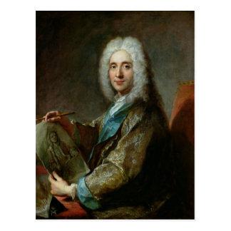 Jean de Jullienne 1722 Postkarte