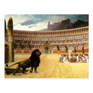 Jean Gerome- das christlichen letzte Gebet des Postkarten