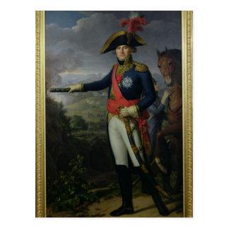 Jean Mathieu Philibert Serurier Comte d'Empire Postkarte