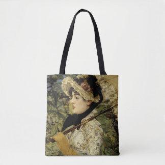 Jeanne: Frühling 1881 durch Manet Tasche