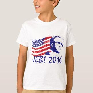 Jeb! Bush für Präsidenten T-Shirt
