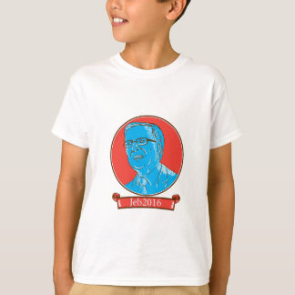 Jeb Präsident 2016 Drawing T-Shirt