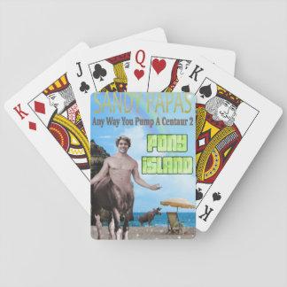 Jede mögliche Weise pumpen Sie einen Zentaur 2 Spielkarten