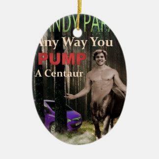Jede mögliche Weise pumpen Sie einen Zentaur Keramik Ornament
