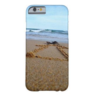 Jede Straße führt zu den Ozean Barely There iPhone 6 Hülle