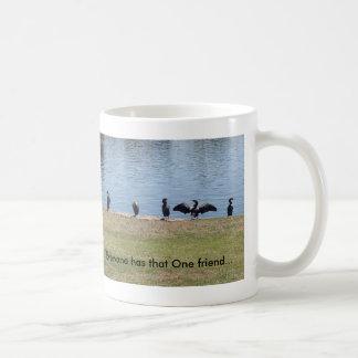 Jeder hat diesen einen Freund… Kaffeetasse
