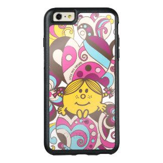 Jeder Liebe-kleines Fräulein Sunshine OtterBox iPhone 6/6s Plus Hülle