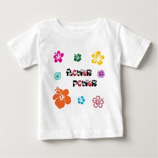 Jeder Lieben Blumen Baby T-shirt