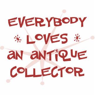 Jeder Lieben ein antiker Kollektor Foto Figuren