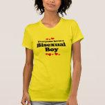 Jeder Lieben ein Bisexual-Junge T-Shirts
