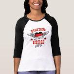 Jeder Lieben ein deutsches Mädchen T-Shirts