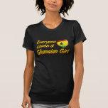 Jeder Lieben ein ghanaisches Mädchen Shirt