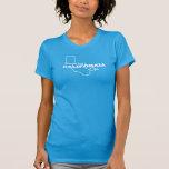 Jeder Lieben ein Kalifornien-Mädchen-T - Shirt