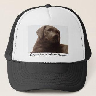 Jeder Lieben ein Labrador-Retriever Truckerkappe