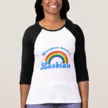 Jeder Lieben eine Lesbe Hemden