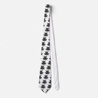 JEDER MISSERFOLG ist ein SCHICKER SCHOCK nicht Bedruckte Krawatten