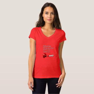 Jeder Streik holt mich näher an dem folgenden T-Shirt
