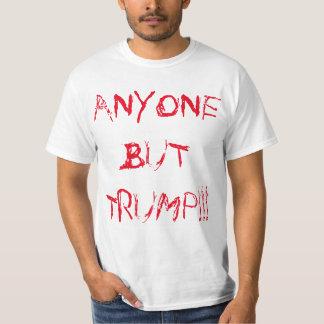 """""""JEDERMANN ABER TRUMPF!!! """"POLITISCHE VERZWEIFLUNG T-Shirt"""