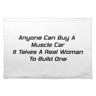 Jedermann kann ein Muskel-Auto kaufen das es eine