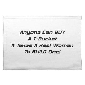 Jedermann kann ein Tbucket kaufen das es eine wir