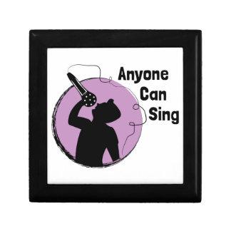 Jedermann kann singen geschenkbox