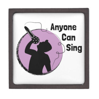 Jedermann kann singen kiste