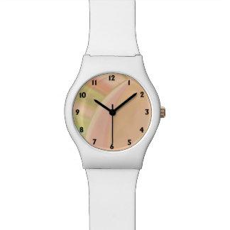 Jedes das Weisen-Pfirsich Armbanduhr