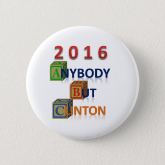 Jedesaber Clintons 2016 Kampagnen-Knopf Runder Button 5,1 Cm