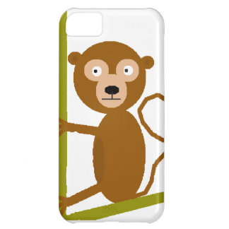 Jeff der Affe iPhone 5C Hüllen